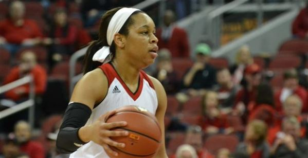 Louisville junior guard Asia Durr will play for the U-23 ...