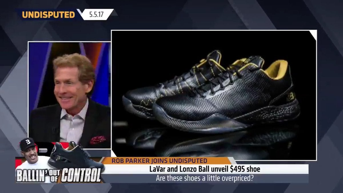 lavar ball explains why lonzo ball s 495 shoe costs so 4