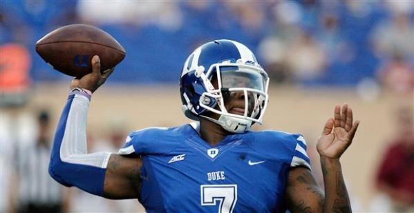Anthony Boone, Duke, Dual-Threat Quarterback