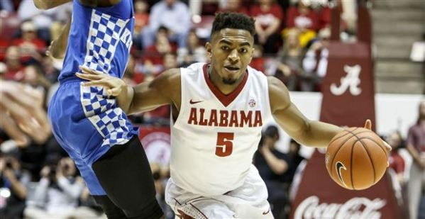 Alabama men's basketball team completed its Canadian tour ...
