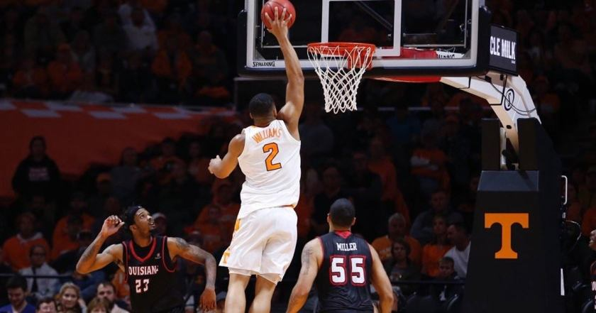 Image result for tennessee louisiana bball