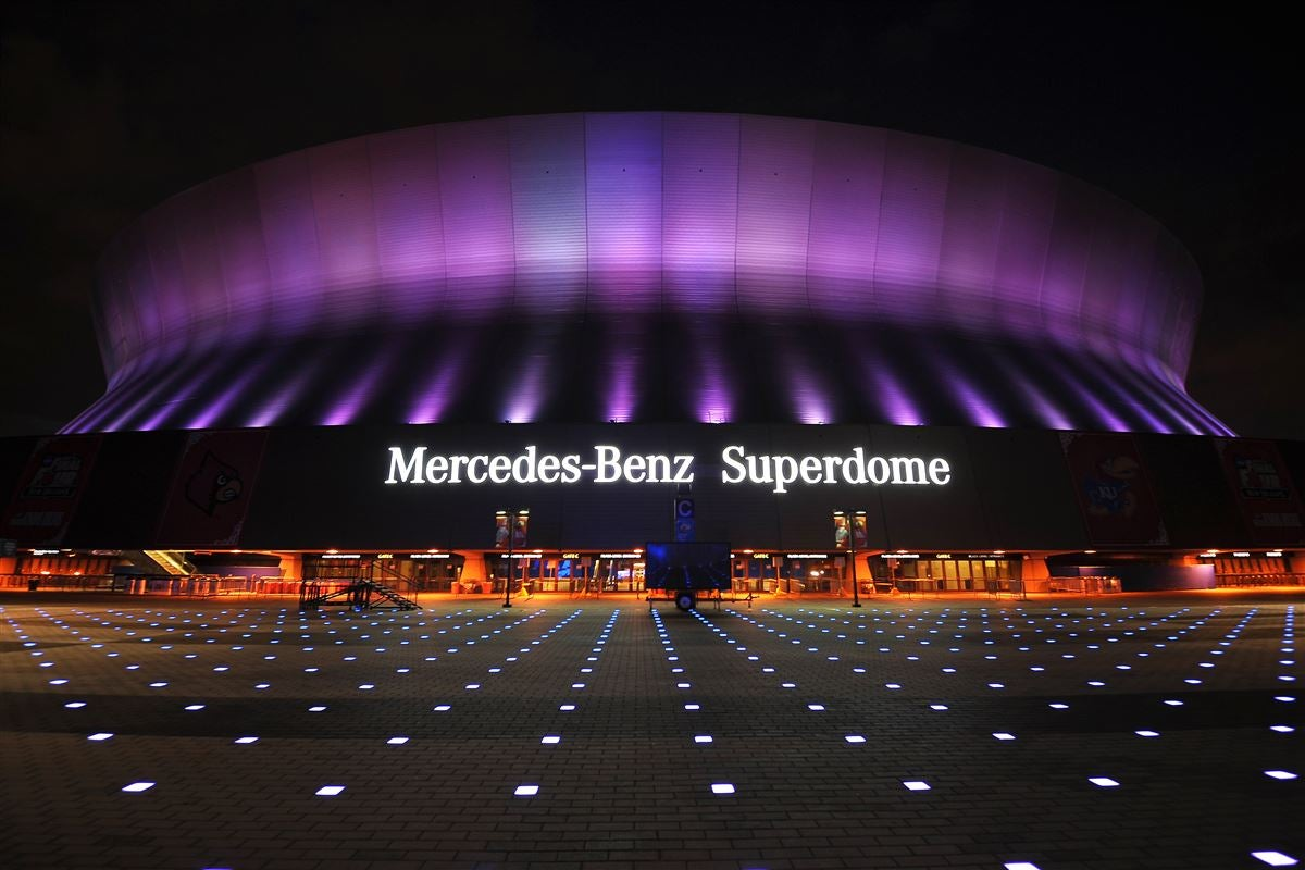 Plans were drawn up in 1967 by the new orleans modernist architectural firm of. Report Mercedes Benz Will No Longer Serve As Superdome Sponsor