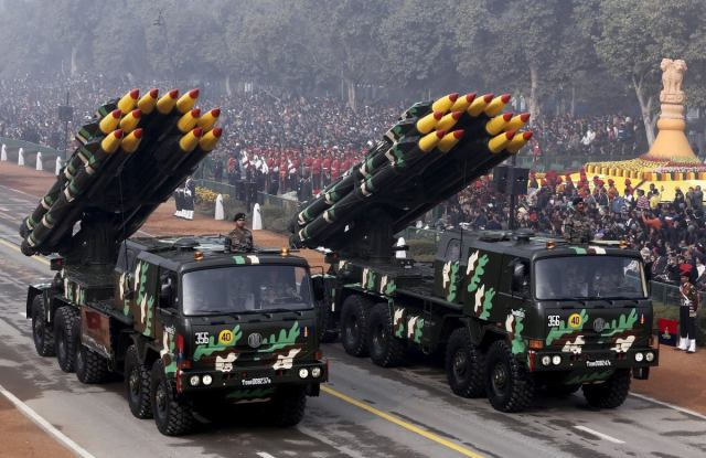 7899635 - A War Between India and Pakistan: Nuclear Weapons Could Fly