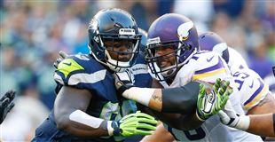 Jarran Reed, Seattle, Defensive Tackle