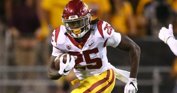 Image result for ronald jones usc