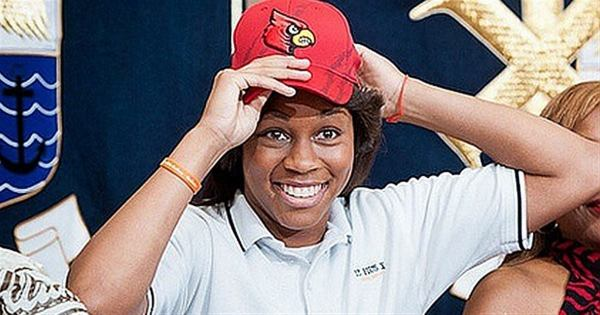 No. 1 player Asia Durr visiting U of L again