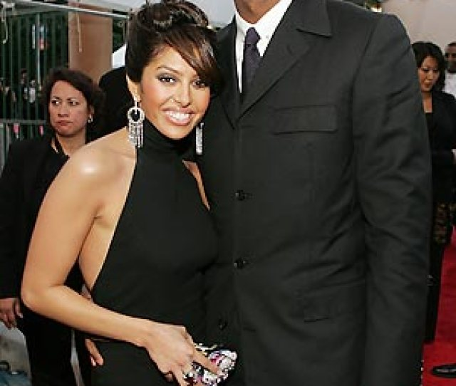 Maybe Kobe Started Seeing Vanessas Ass Start To Get Fat And Decided To Cut Bait And Run She Is Latina And Her Ass Is Genetically Going To Get Huge