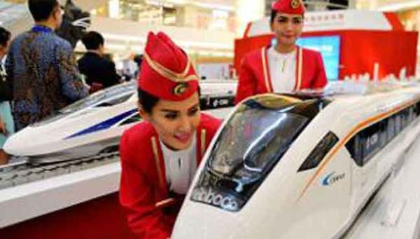 Indonesia favouring China over Japan in railway bid | Free ...