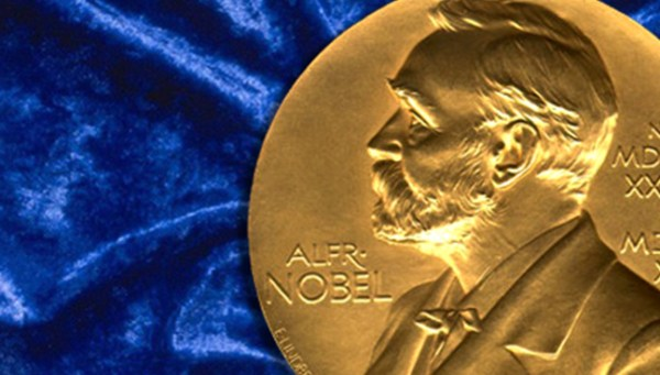 Nobel Peace Prize winners take home first medal made from ...