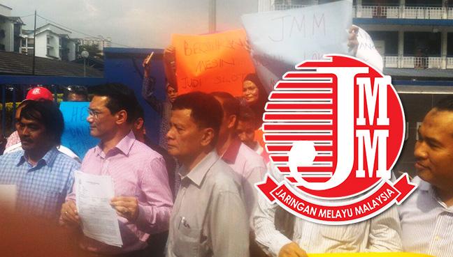 Image result for Jaringan Melayu Malaysia (JMM)
