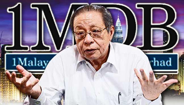 Image result for Lim kit Siang 1MDB