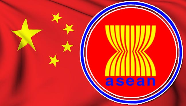 Image result for China and ASEAN