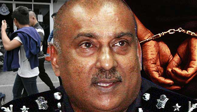 Sarawak-Criminal-Investigation-Department-head-Dev-Kumar