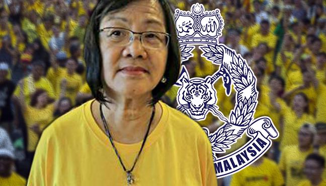 Bersih 2.0, Bersih 5, hishamuddin rais, maria chin Abdullah