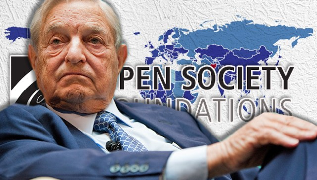 Image result for George Soros' Open Society