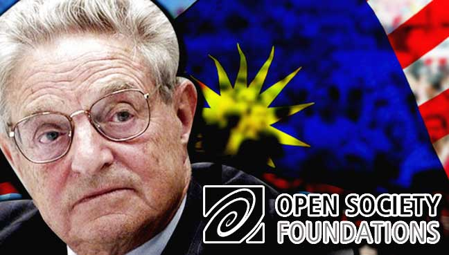 Image result for George Soros and The Open Society Foundation