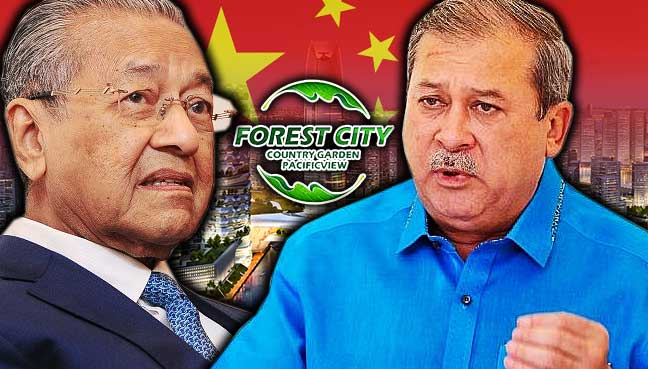 Image result for Mahathir on Chinese Investments in Malaysia