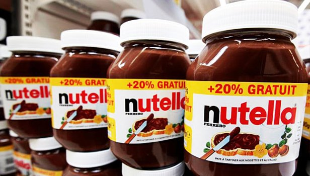 Image result for nutella fr