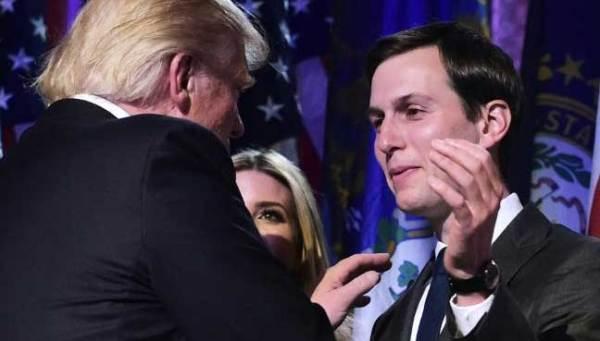 Trump names son-in-law senior White House advisor | Free ...