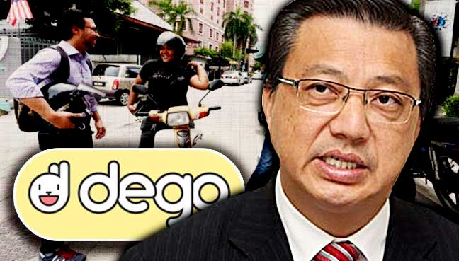 Image result for Dego ride  Tiong Lai