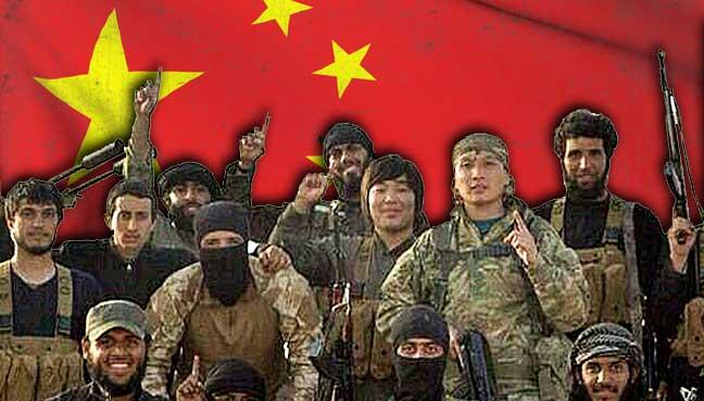 Hasil gambar untuk uighur fighter