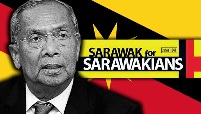 Image result for The late Chief Minister of Sarawak for Sarawak