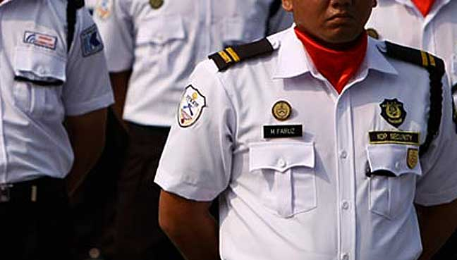 Personal Security Guard Job Kolkata