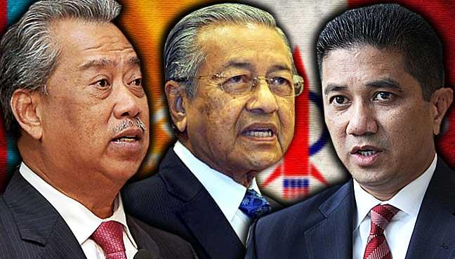 Mahathir-Mohamad-azmin-ali-muhyiddin-yassin-pakatan-harapan-1