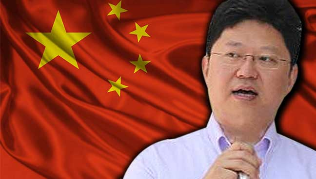 Image result for new chinese ambassador to malaysia