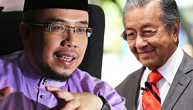 Image result for Asri and Mahathir