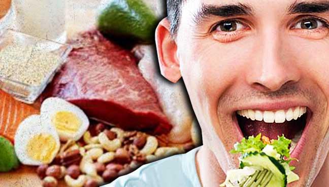 man-healthy-food-eat