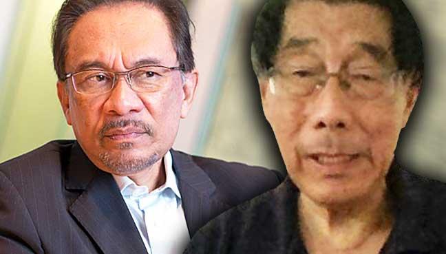 Image result for Open Letter to Anwar Ibrahim