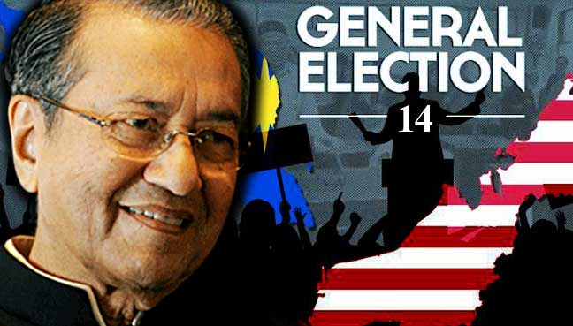 Image result for If Mahathir wins GE-14