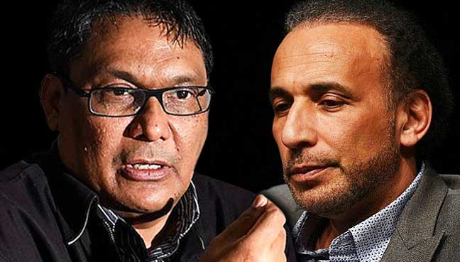 Image result for tariq ramadan and farouk musa