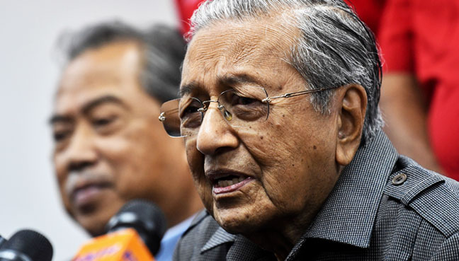 Image result for Mahathir --Malay Special Privileges to continue