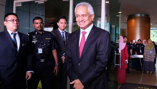 Image result for ag tommy thomas malaysia