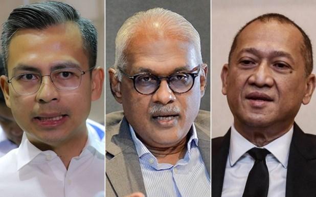 Fahmi Fadzil 和 Charles Santiago 表示,在他位于霹雳州 Padang Rengas 的半城市和农村选区中,更需要纳兹里·阿齐兹 (Nazri Aziz)。