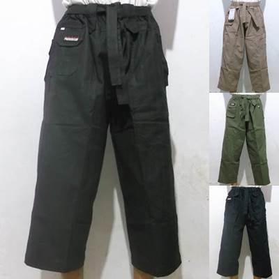 Celana Sirwal Boxer Premium PADRIBARU ( Celana Sirwal / Celana Pangsi / Kantong HP )