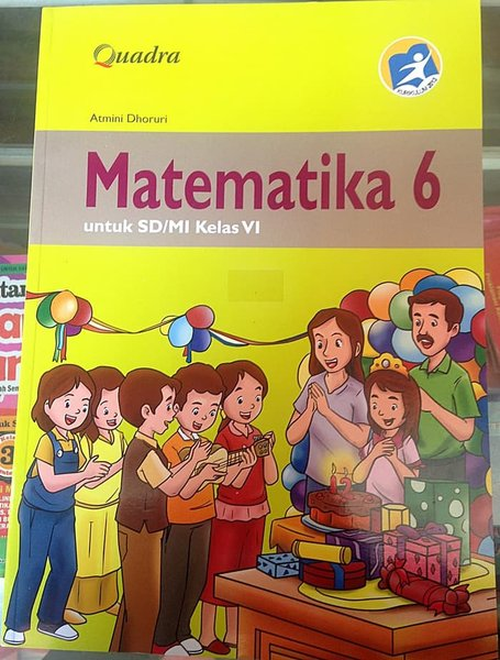 Buku guru dan siswa tematik kelas 5 sd mi semester 1 dan 2 edisi. 26+ Kunci Jawaban Buku Matematika Kelas 6 Penerbit Quadra