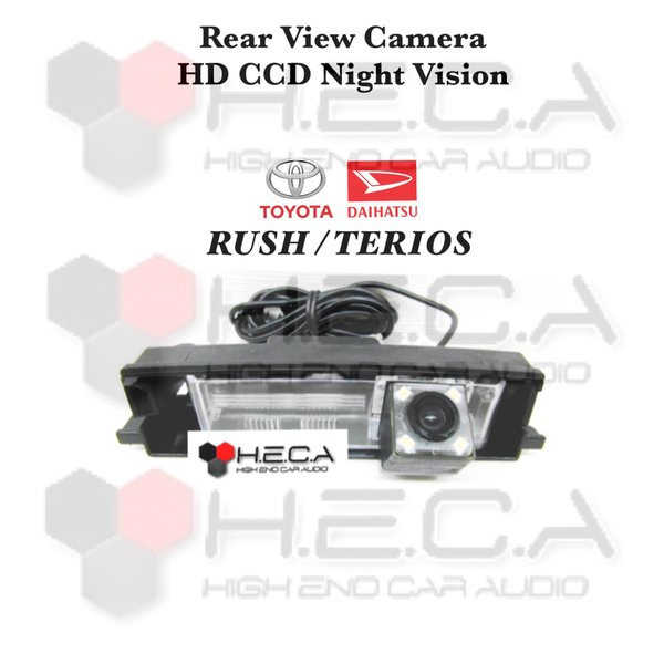 Rear View Camera Parking Kamera Belakang Parkir Mundur OEM For RUSH & TERIOS