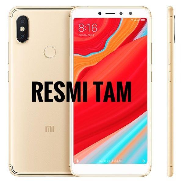 Xiaomi Redmi S2 Resmi Tam Selfie Xiomi Xomi S 2 - Emas