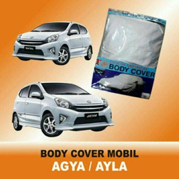 BODY COVER PENUTUP MOBIL AGYA AYLA ZVM
