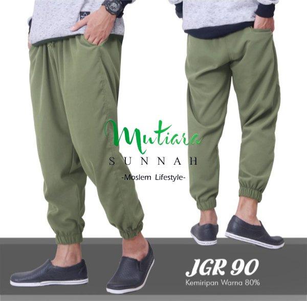 Jogger Pants - Celana Jogger - Sirwal Jogger - Celana Jogging Pria - Celana Olahraga - JGR 90