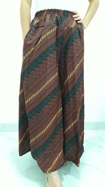 Celana Kulot Panjang Batik CKP03