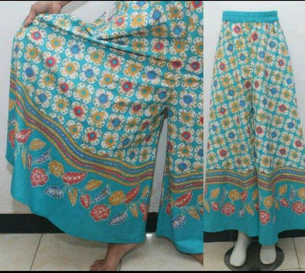 Rok celana kulot ( rok celana cutbray / rok kulot / celana kulot / celana panjang ) soft color DY 03
