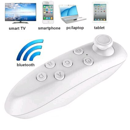Remote Shutter Bluetooth Gamepad VR-Box II for Smart TV Smartphone Android Apple IOS iPhone PC Laptop Tablet