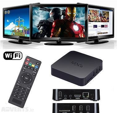 Android TV Box / Media Player Android