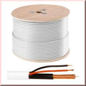 kabel cctv 100m kabel rg59 coaxial + power 100 meter