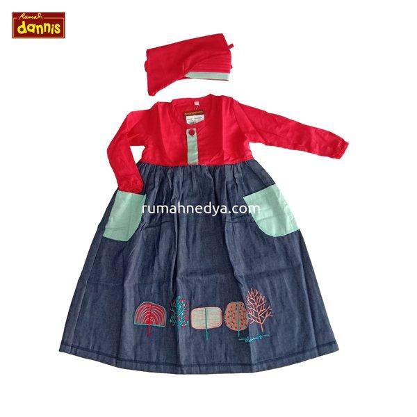 Setelan Anak DANNIS size 7 - Gamis - Baju Busana Muslim