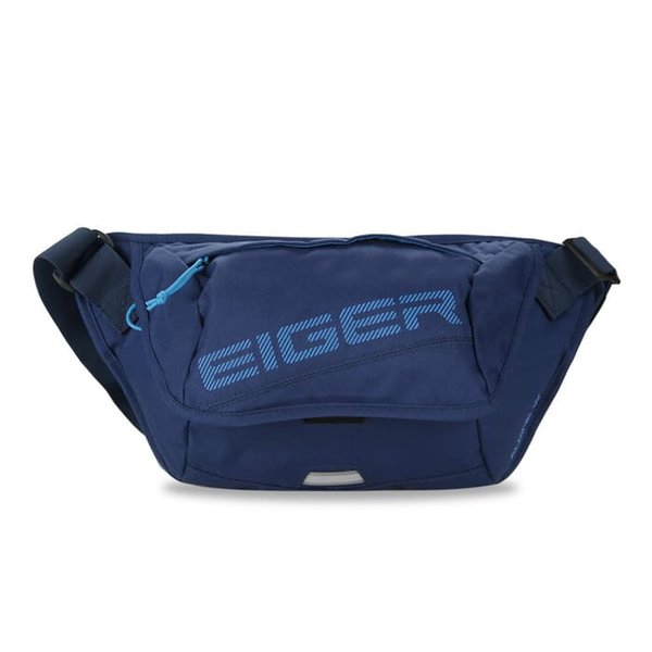 Eiger Alpine W Waist Cross Sling Bag 7L Blue